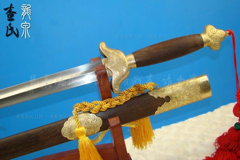 全手工精品太极剑-武术剑-精品