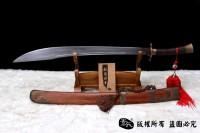百炼钢单刀-铜加厚版-硬刀