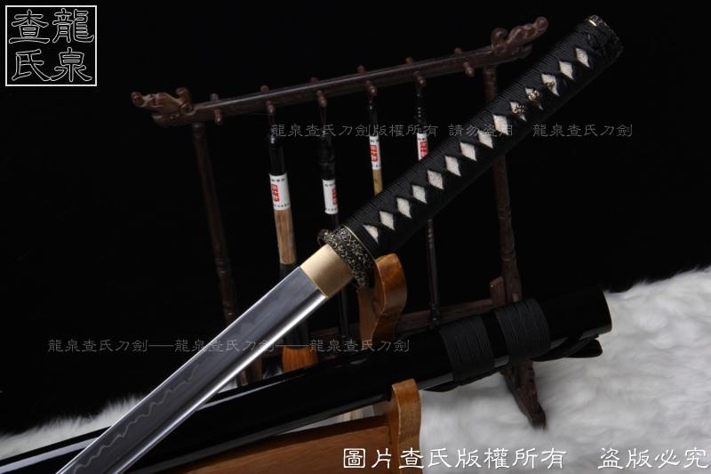 萨摩-t10烧刃直刀