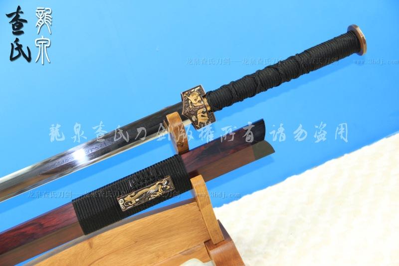 极品八面汉剑-传世收藏之宝