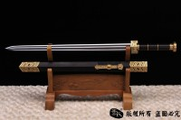 如意吉祥剑-经典之作-可以过铁丝