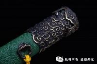 珍珠鱼皮唐刀