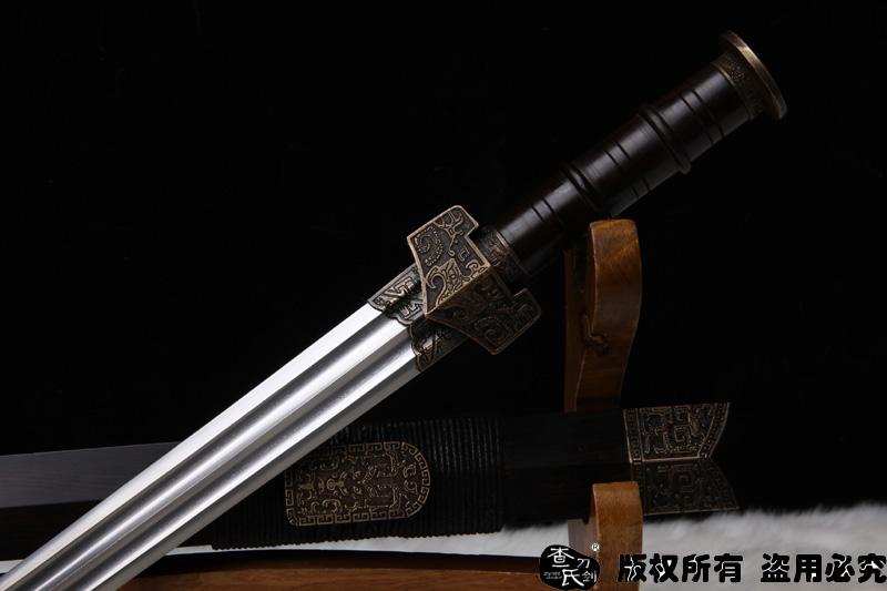 小龙渊-手工龙泉剑