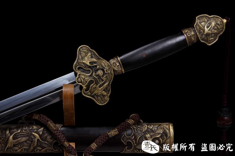 青云剑-精品龙泉剑