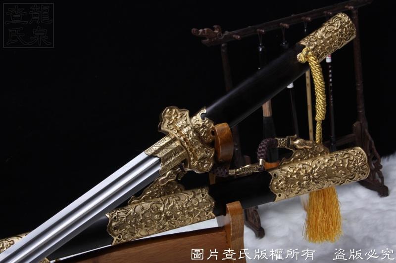 精工唐剑-古法旋焊工艺