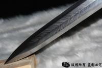 青釭剑-羽毛钢八面