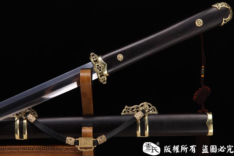 百逸-六面唐剑经典代表,实用兼收藏