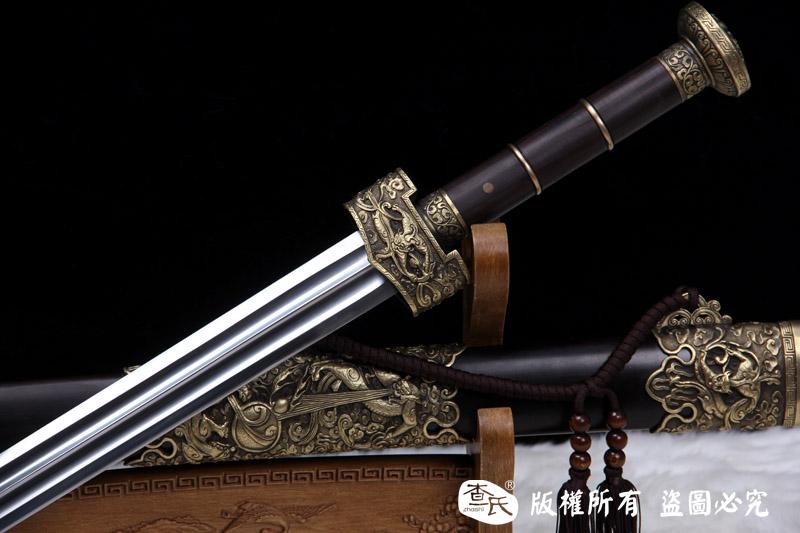 螭龙战剑--可以砍铁,铸剑师经典推荐