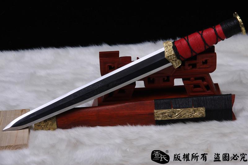 小螭龙-精品小汉剑-可以砍铁