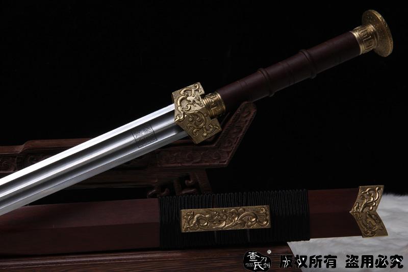 神锋剑-查长伟作品
