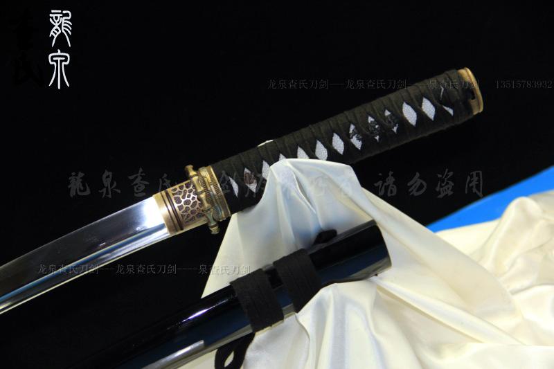 竹装刀-中款武士刀