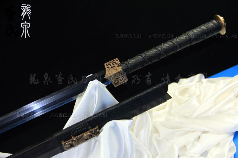 经典装八面汉剑(百炼钢敷土烧刃)