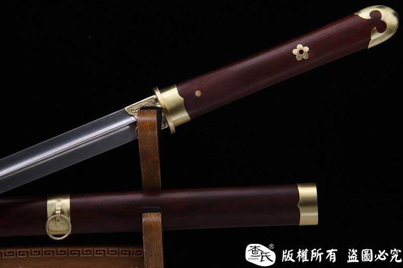 素装精品软剑-武术剑-太极剑-表演剑-实用收藏