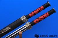 雷坤剑-长款古汉剑-性价比高
