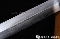 珍珠鱼皮精品手杖剑