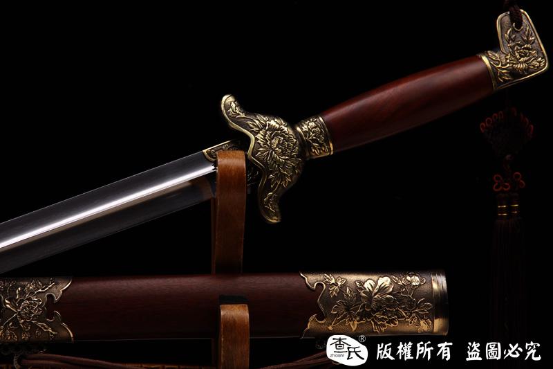 永福剑-高档太极剑-武术软剑-百炼钢软剑