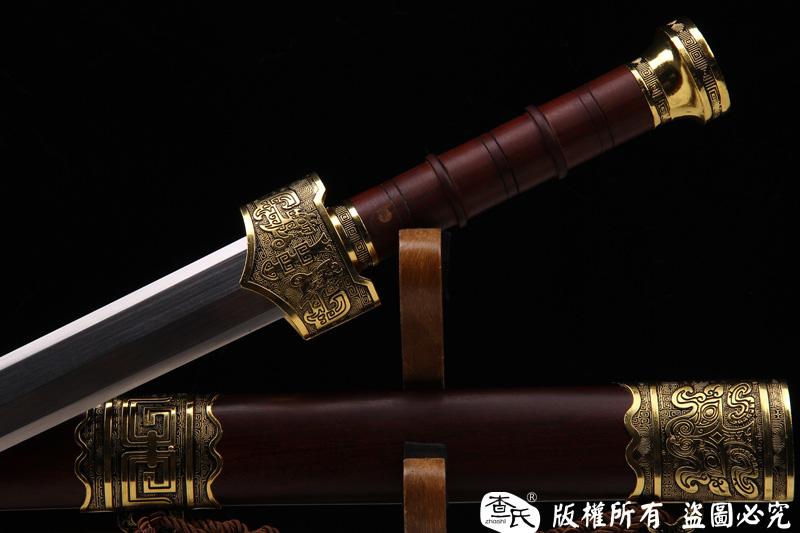 夜影经典战剑-八面剑