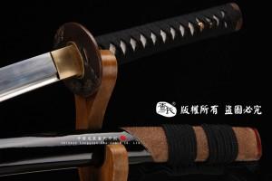 狮斩-经典冠落造打刀