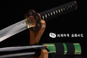 绫杉肌打刀-刃口研磨