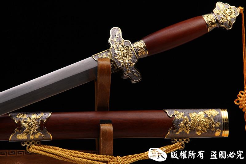 金牡丹-经典清剑