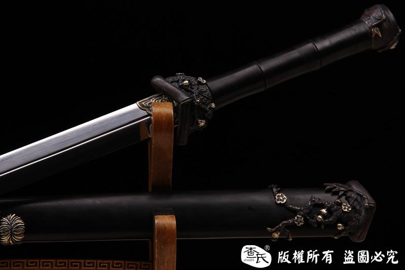 君子剑-值得拥有的手工剑