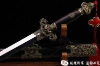中款龙装剑-精细