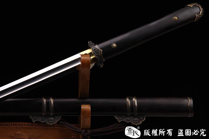 经典大凹槽唐剑