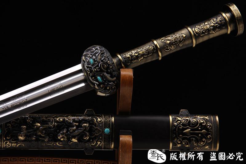 百炼钢风云剑-可以砍铁-推荐