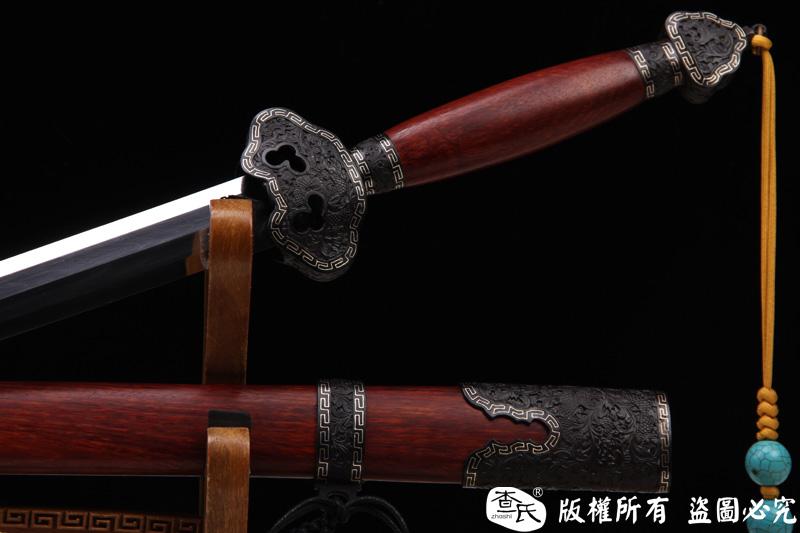 极品清剑-铁装错银