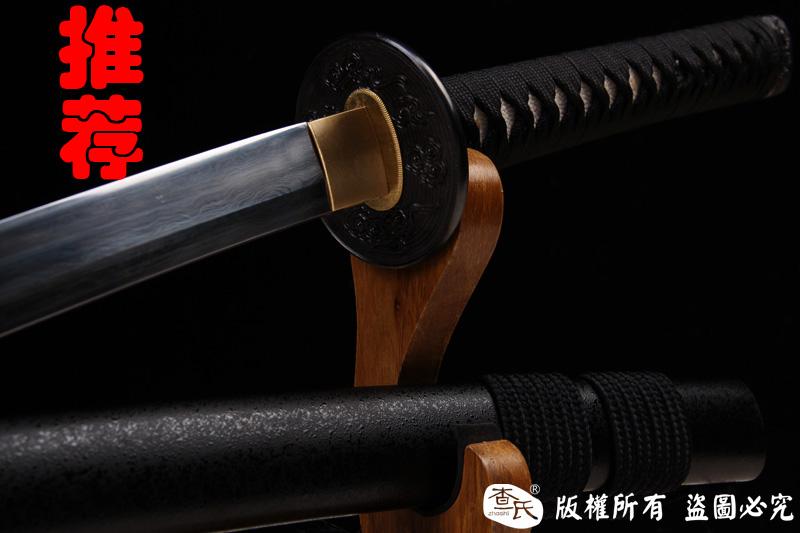 麒麟斩-百炼钢高性能武士刀-实用和收藏兼得