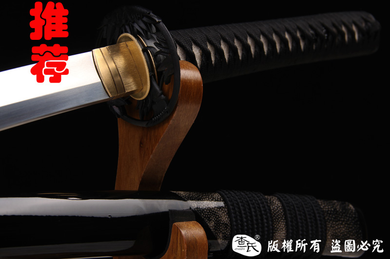 闻竹-精品打刀-万层钢锻造