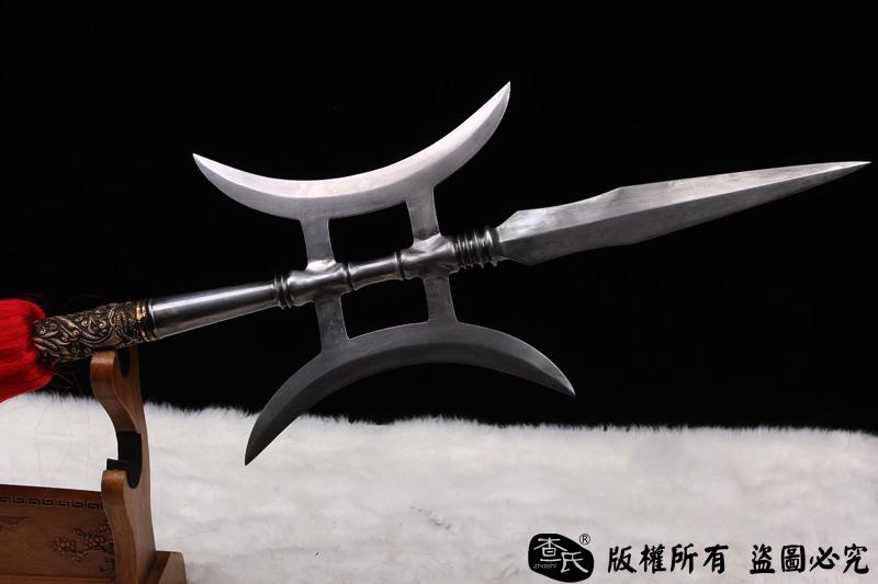精工双戟-百炼钢