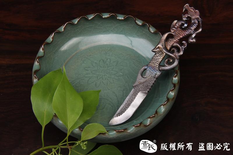 经典诗歌造茶刀