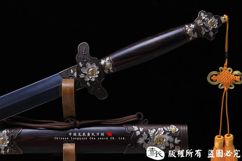 牡丹图-国剑-万层钢
