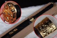 极品镀金八面汉剑-光复级做工