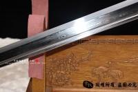精品环首刀-百炼钢打造
