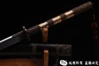 木府风云战刀-于荣光老师用刀-木隆用刀-精品-可以砍铁