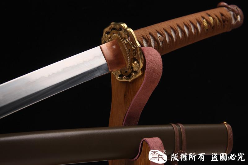 铁鞘手工98军刀-小丁子纹