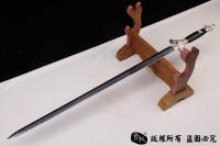 精品龙装剑-难得的中硬剑