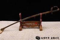 1860美国共济会分支独立共济会IOOF圣殿骑士佩刀-22-已售