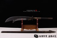 精品龙长刀-青龙偃月刀-关公刀