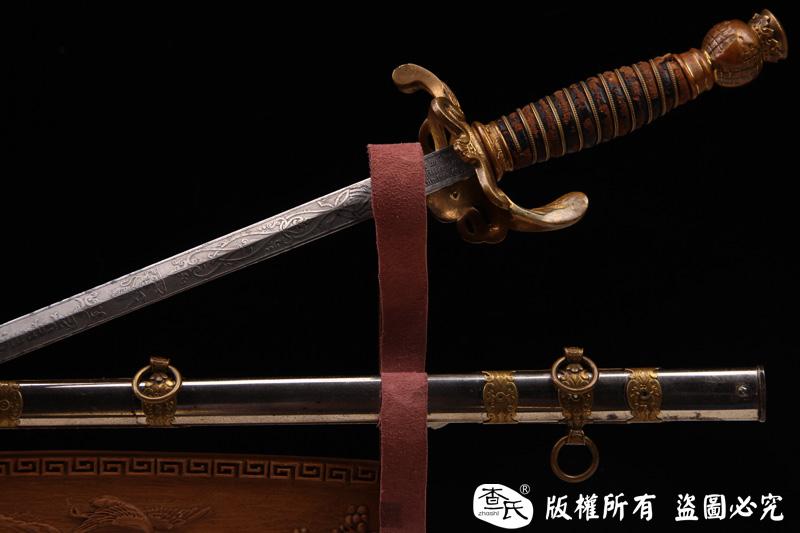 19世纪中晚期美国共济会分支独立共济会IOOF圣殿骑士佩剑-21-已售