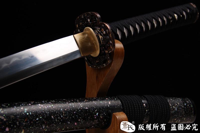 樱花-全手工锻造精品武士刀-收藏首选