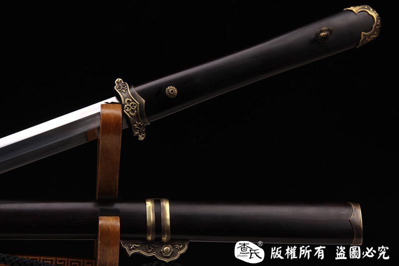 简装六面唐剑-性能不错