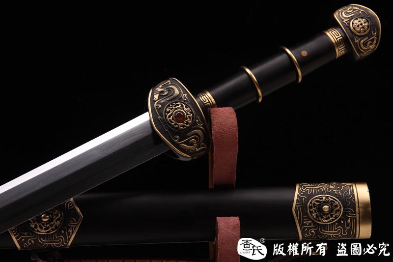 中原剑-百炼钢可以砍铁
