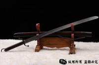 手工包铜太极刀-软刀