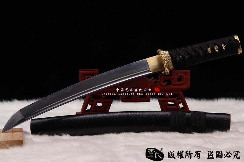 经典萨摩-全钢烧刃