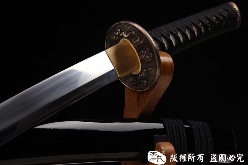 铜装麒麟性能武士刀-加强3.5宽