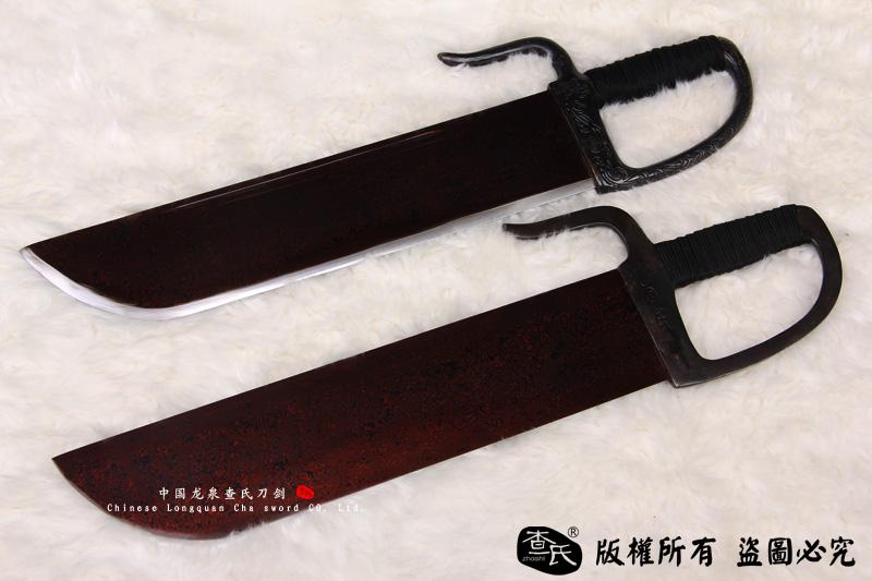 精品咏春刀,叶问用刀,蝴蝶双刀,八斩刀
