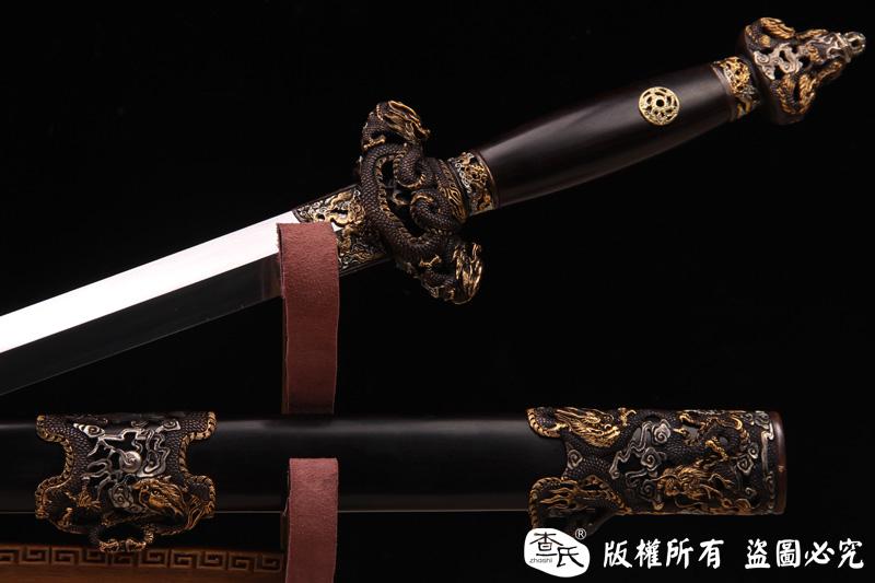 龙吟-精品龙泉剑